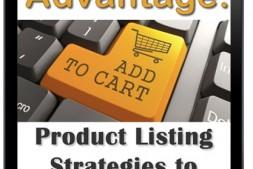 亚马逊优势:促进销售的产品上市策略  Amazon Advantage: Product Listing Strategies  to Boost Your Sales