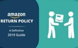 亚马逊卖家退货政策:权威的2019年指南