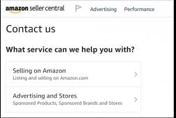 如何联系亚马逊卖家支持和客户服务