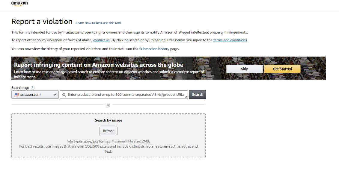 如何使用Amazon Brand Registry保护您的品牌