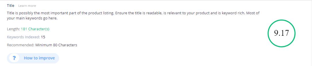 适用于 Amazon SEO的Amazon关键字研究的专业提示