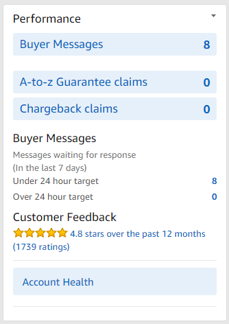 亚马逊卖家后台基本指南