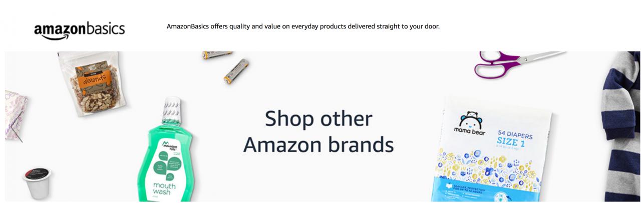 亚马逊自有品牌扩张对亚马逊卖家的意义