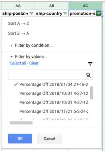 如何在亚马逊上跟踪促销代码的使用
