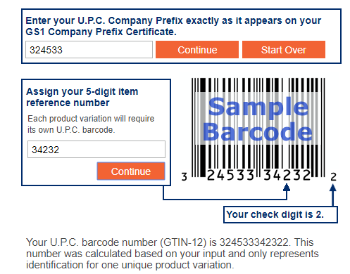 Amazon UPC码:它们是什么,为什么需要购买?