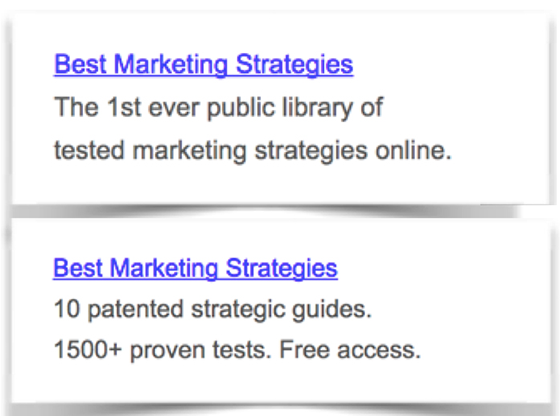 撰写超级有效的Google Ads的7种方法(带有真实示例)