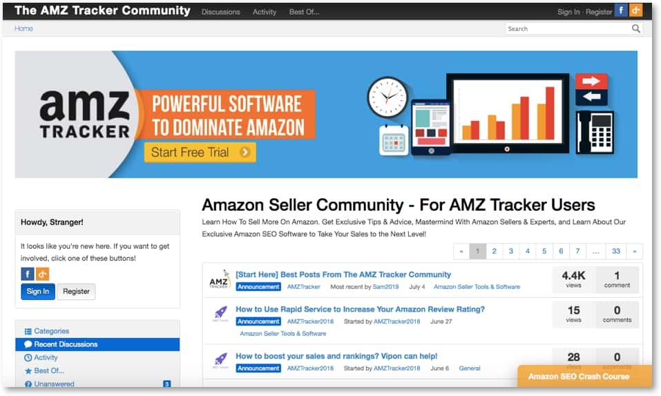10个非常有用的亚马逊卖家论坛和社区
