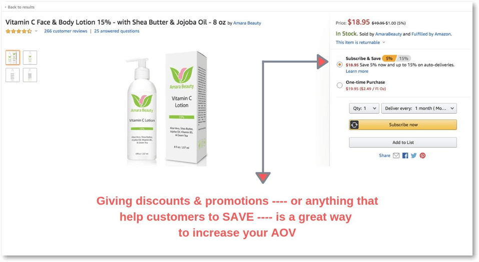 亚马逊平均订单价值(AOV)及其在电子商务中的意义