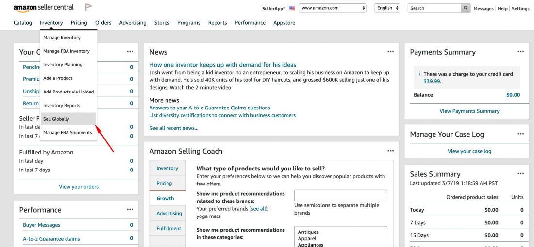 权威指南:如何在亚马逊上进行国际销售?