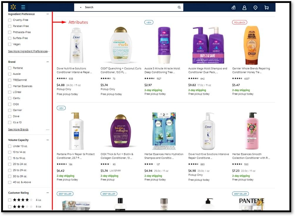 沃尔玛搜索引擎优化指南:轻松对产品列表进行排名的最佳方法