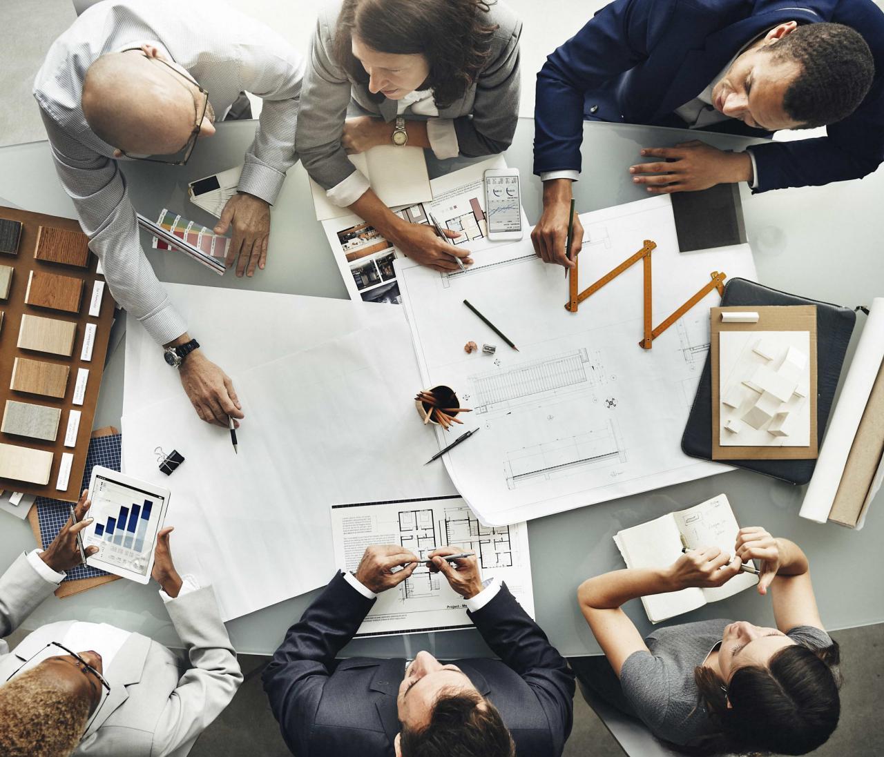 5种改善业务架构的创新方法