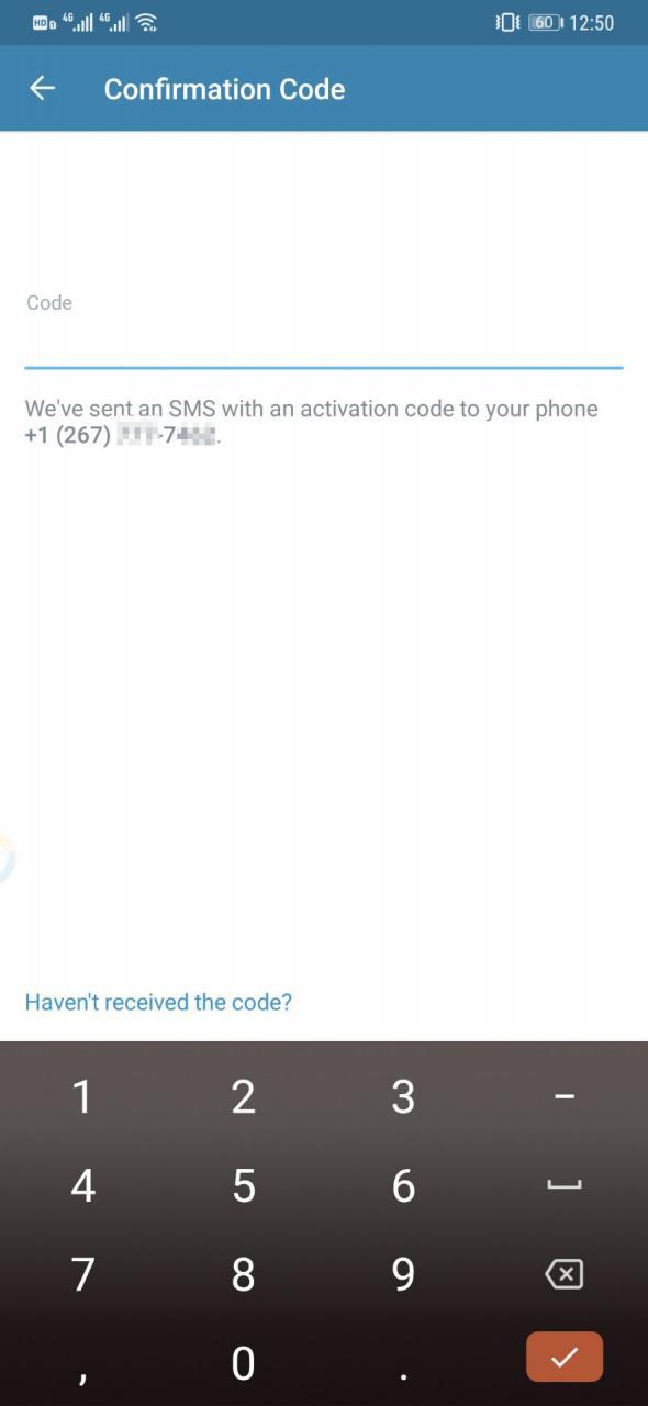 用Google Voice号码注册Telegram/电报/纸飞机的流程和注意事项(图文教程)